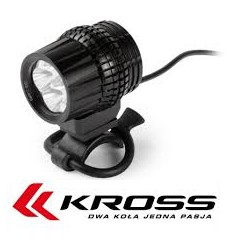 Lampa przód Kross Parsec 1600